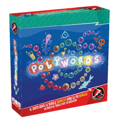 POLYWORDS party game GIOCO...