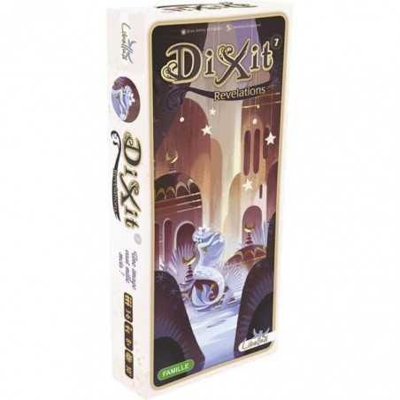 REVELATIONS espansione 7 per DIXIT asmodee IN ITALIANO gioco da tavolo 84 CARTE età 8+