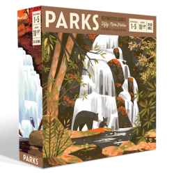 PARKS keymaster games FIFTY...