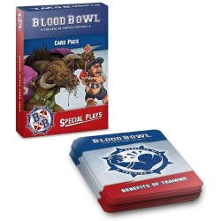 SPECIAL PLAYS blood bowl...