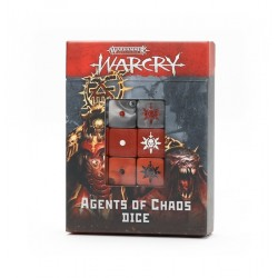 AGENTS OF CHAOS warcry DICE...