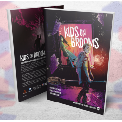 KIDS ON BROOMS pdf incluso...