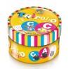TRIPOLO party game FORZA 3 gioco di carte DV GIOCHI scatola in latta IN ITALIANO età 10+