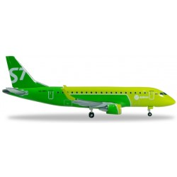 S7 AIRLINES EMBRAER E170...