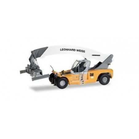 LIEBHERR LRS 645 camion in plastica HERPA 308274 modellino SCALA 1:87 trucks Herpa - 1