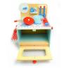 CUCINA BLU in legno DJECO con accessori MINI KITCHEN gioco DJ06507 età 3+