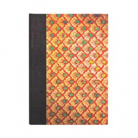 Diario a righe VIRGINIA WOOLF WAVE 3 midi cm 12x17 Paperblanks notebook taccuino
