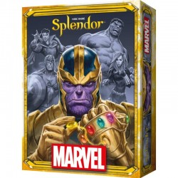 SPLENDOR MARVEL supereroi...