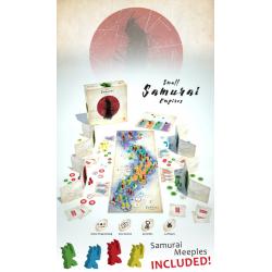 SMALL SAMURAI EMPIREs edizione multilingue IN ITALIANO gioco da tavolo ARCHONA GAMES età 13+ GateOnGames - 3
