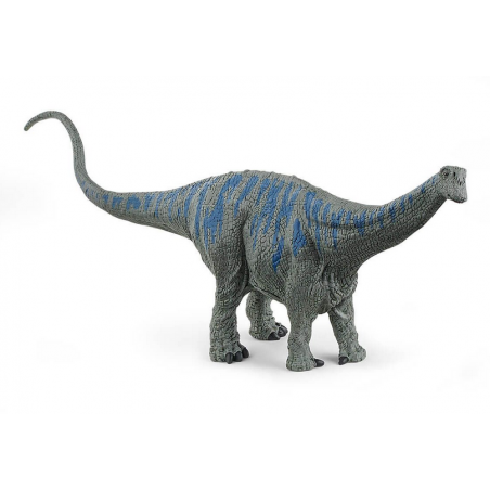 BRONTOSAURO brontosaurus DINOSAURI in resina DINOSAURS schleich 15027 età 4+