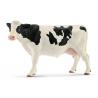 MUCCA HOLSTEIN cow ANIMALI in resina FARM WORLD schleich FATTORIA 13797 età 4+