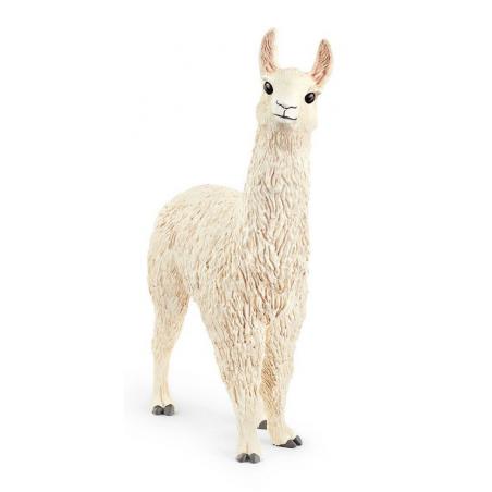 LAMA llama ANIMALI in resina FARM WORLD schleich FATTORIA 13920 età 4+ Schleich - 1