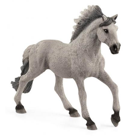 STALLONE SORRAIA MUSTANG stallion CAVALLI in resina HORSE CLUB schleich 13915 età 4+