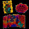 ATTIVITA' CREATIVE fiori FLOWER BOX assortite KIT ARTISTICO djeco DJ09330 età 6+