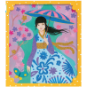 ARTISTIC BEADS perline AROUND THE WORLD kit artistico DJECO riempimento DJ09474 età 7+