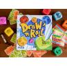 DRAW N ROLL blue orange IN ITALIANO gioco da tavolo PARTY GAME dadi DISEGNO età 8+