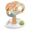 SCIVOLO in legno BABY TREE albero gioco DJECO palline DJ06122 età 2+