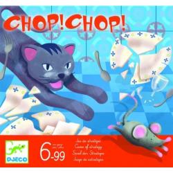 CHOP CHOP chop!chop! DJECO...