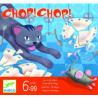 CHOP CHOP chop!chop! DJECO gioco da tavolo DJ08401 tattica GATTO età 6+