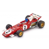 FERRARI 312 B2 zandvoort 1971 AUTO F1 da corsa SLOT 2 policar CAR05a