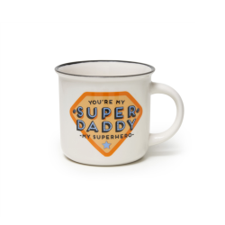 TAZZA mug SUPER DADDY...