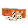 DOMINOES domino 28 TESSERE vintage memories SET gioco classico LEGAMI deluxe edition