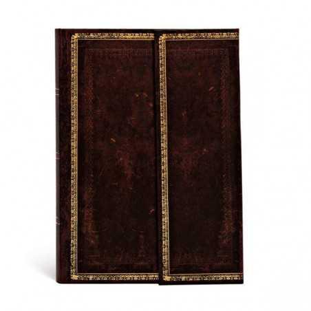Diario rubrica NERO MAROCCHINO mini Paperblanks cm 9,5x14
