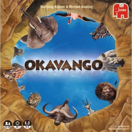 OKAVANGO gate on games IN ITALIANO africa FIUME edizione multilingue IN ITALIANO età 10+