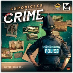 CHRONICLES OF CRIME gioco...