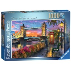 PUZZLE ravensburger TOWER...