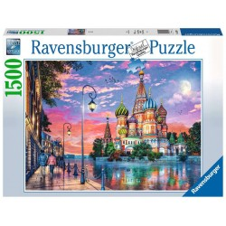 PUZZLE ravensburger MOSCA...