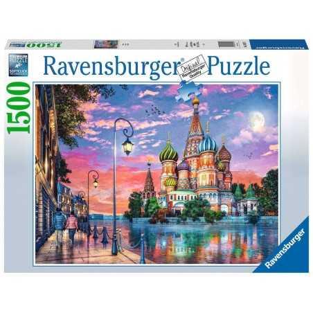 PUZZLE ravensburger MOSCA premium 1500 PEZZI 80 x 60 cm MOSCOW