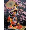 PUZZLE ravensburger YOZAKURA giappone 500 PEZZI 36 x 49 cm