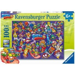 PUZZLE ravensburger SUPER...