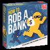 HOW TO ROB A BANK gioco da tavolo IN ITALIANO gate on games RAPINA in banca JUMBO età 10+