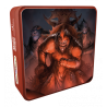 CONSPIRACY intrighi nel mondo di abyss SCATOLA ROSSA gioco da tavolo IN ITALIANO playagame edizioni CARTE età 8+