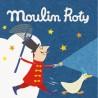 SET DI 3 DISCHI proietta fiabe BOX favole MOULIN ROTY 711136 espansione PER TORCIA storie