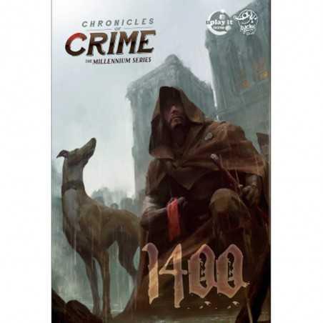 CHRONICLES OF CRIME 1400 the millennium series 4 SCENARI gioco investigativo IN ITALIANO cooperativo CASI età 12+