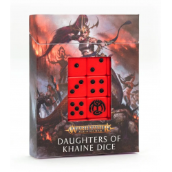 DAUGHTERS OF KHAINE dice...