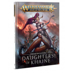 DAUGHTERS OF KHAINE manuale...