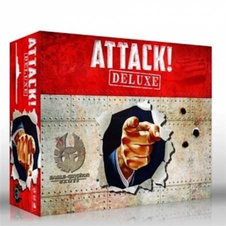 ATTACK! DELUXE attack EAGLE GRYPHON GAMES gioco da tavolo IN INGLESE bundle PACIFIC FRONT età 14+