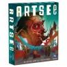 ARTSEE gioco da tavolo GALLERIA D'ARTE renegade game studios IN INGLESE età 12+