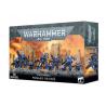 PRIMARIS REIVERS 10 miniature SPACE MARINES warhammer 40k GAMES WORKSHOP età 12+
