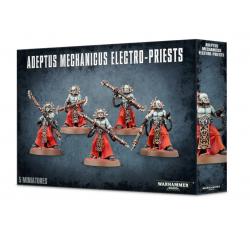 ELECTRO PRIESTS 5 miniature...
