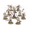 POXWALKERS 10 miniature DEATH GUARD warhammer 40k GAMES WORKSHOP età 12+