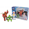 ROBOTS costruzioni MINI BASIC in plastica PLUS PLUS 170 pezzi PLUSPLUS gioco MODULARE età 5+