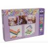 STARTER costruzioni MINI PASTEL in plastica PLUS PLUS 600 pezzi PLUSPLUS gioco MODULARE età 5+