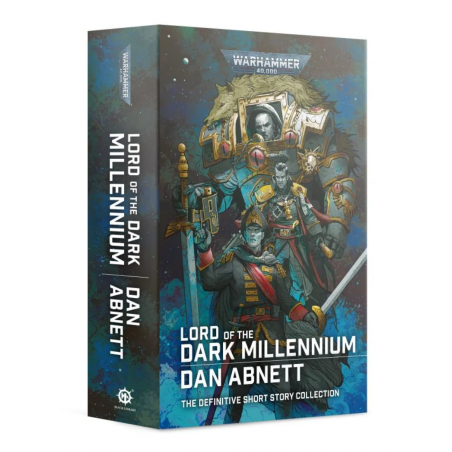 LORD OF THE DARK MILLENNIUM the definitive short story collection BLACK LIBRARY libro IN INGLESE warhammer 40k