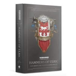 HAMMERS OF ULRIC warhammer...