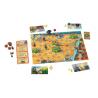 ANDOR JUNIOR giochi uniti IN ITALIANO gioco da tavolo COOPERATIVO avventure FANTASY età 7+